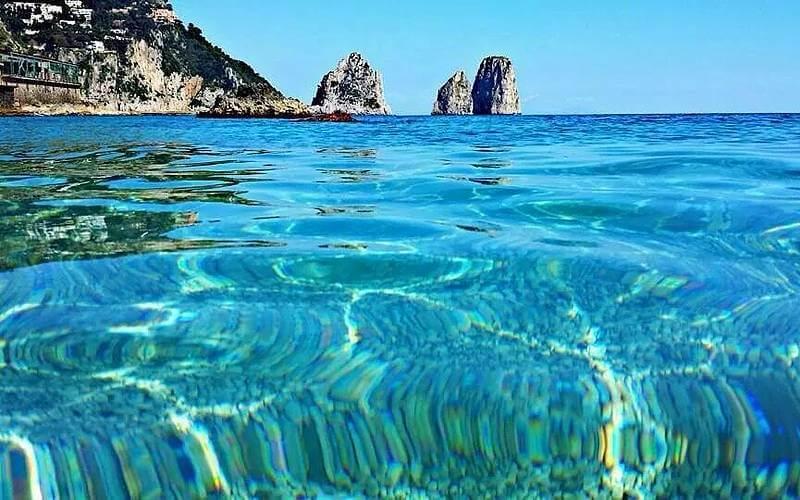 Minicrociera due giorni Capri-Sorrento