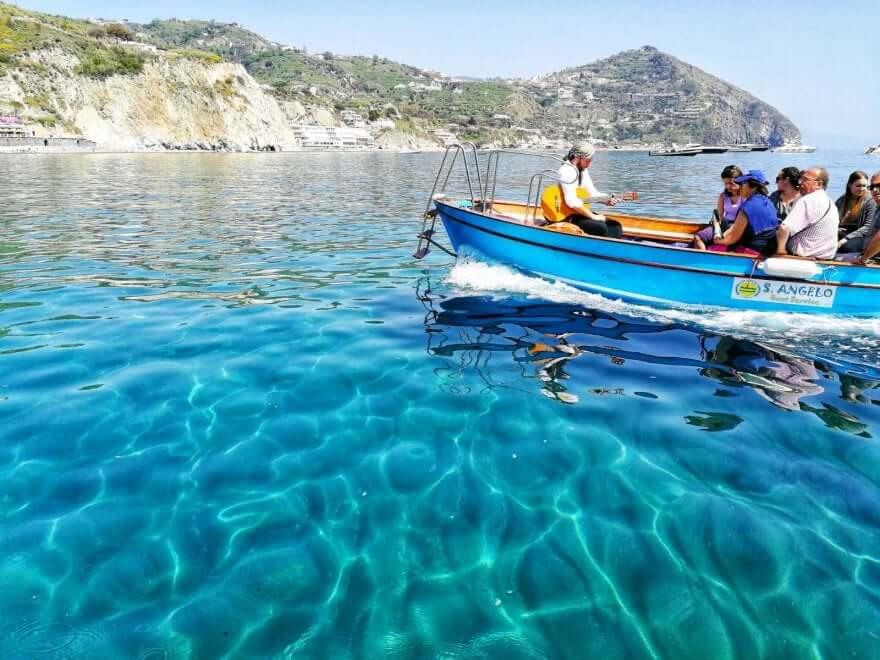 Minicrociera tre giorni Ischia-Procida-Campi Flegrei