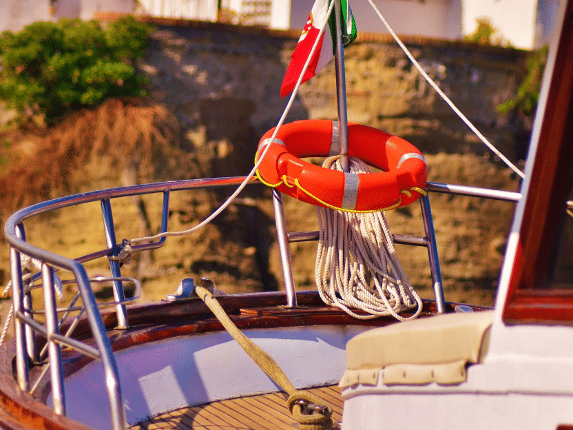 barca Madame Medusa