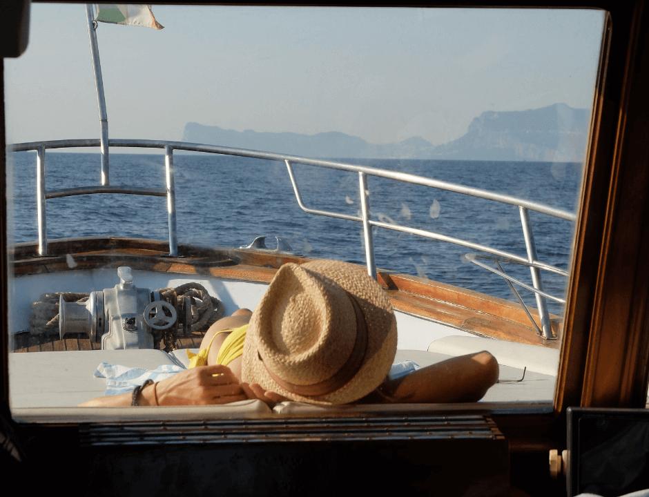 barca-immersioni sub campi flegrei