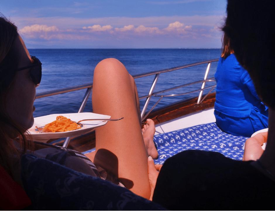 campi flegrei e immersioni a bordo madame medusa