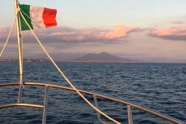 Gita in barca campi flegrei napoli